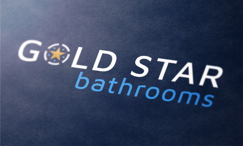 Gold Star bathrooms